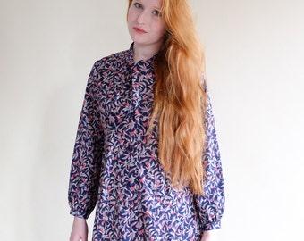 SALE - Izumiya, vintage dress, Japan, medium