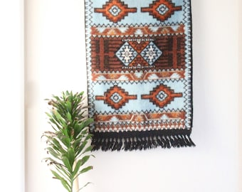 S A L E 1970's southwest rug / wall hanging