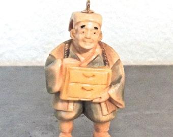 vintage Netsuke figurine