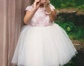IVY Woodland fairy WREATH -First Communion headwreath garland Floral Hair Wreath, Flower Girl Head Wreath, ivory cream bridal Flower Crown