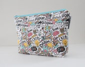 project bag -- create + inspire doodles