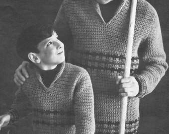 Father Son Sweater 26