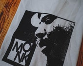 Thelonious Sphere Monk Inspired Screenprinted T-Shirt