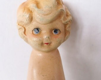 Vintage Armless Footless Kewpie Doll Made in Germany