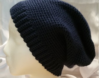 Slouchy Beanies: Solids