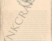 Draco Dormiens Nunquam Titillandus (Never Tickle a Sleeping Dragon) & Hogwarts Seal Represent Harry Potter Stationery