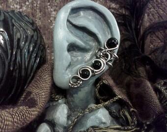 Dark Storm Ear Cuff