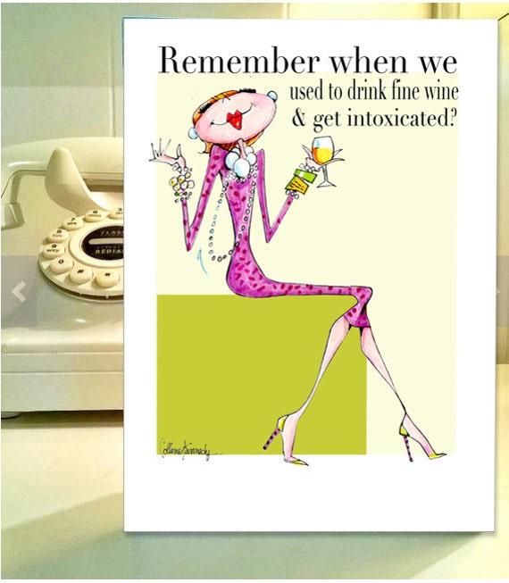 Botox Humor Woman Birthday cards botox birthday Funny