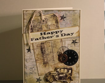 Vintage Happy Father's Day A7