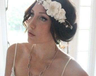 floral crown, wedding accessory, bridal headpiece, wedding flower crown, Flower crown, rustic head wreath, wedding headband, bridal hair