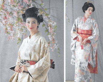 Simplicity 4080 Misses' Kimono Costume Sewing Pattern Size 6-12, Bust 30 to 34.