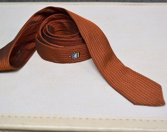 1950s Coplan Skinny Necktie