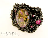 Beaded Paisley Bracelet SALE