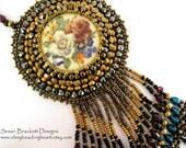 Cameo Pendant Necklace SALE