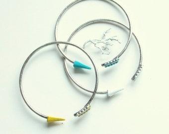 colored arrow bracelet