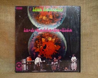 IRON BUTTERFLY - In-A-Gadda-Da-Vida - 1969 Vintage Vinyl  Lp Record Album