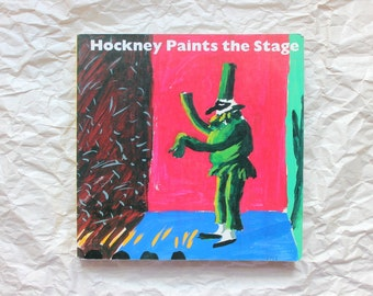 Hockney Paints the Stage (1983)