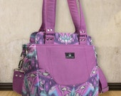 Purse Pattern PDF for Sewing a handbag, Designer bag - The Epiphany by ChrisW Designs