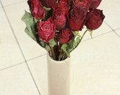 15 Natural Dry Roses - Natural Color - dried flower bouquet - Roses for Weddings, Luck, Love, Romance and all other Matters of the Heart