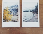 instant film photo set >> Jasper