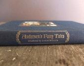 Vintage 1945 Andersen's Fairy Tales Book / Hans Christian Andersen Fairy Tales Book / Children's Book
