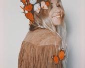 Meadow Monarch Fairy Crown