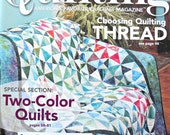 Fons and Porter's Love of Quilting Magazine, March/April 2008 Issue