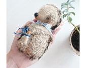 Hedgehog Romeo - Teddy - 13cm