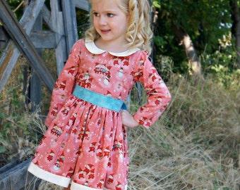 Bitty Elf  Dress --- size 2-10