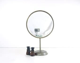 Vintage Shaving Mirror, Vanity Mirror