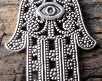 Moroccan Hand  bead with eye