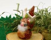 Woodland Gnome | Gnome Figurine | Elk Gnome | Forest Gnome | Garden Gnome | Gnomes | Gnomes for sale | Miniature Gnome | Limited Edition