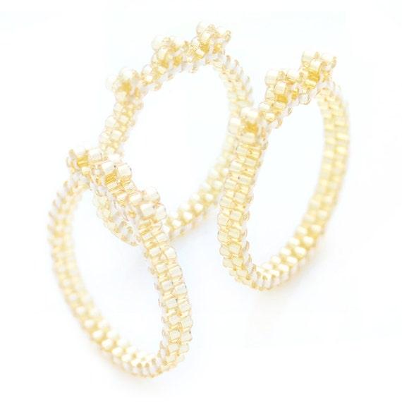 Skinny Gold Ring, Gold Stacking Ring, Gold Crown Ring, Beaded Crown Ring, Beaded Ring