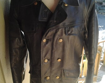 RENEGADE   ///    HARRO Leather Jacket