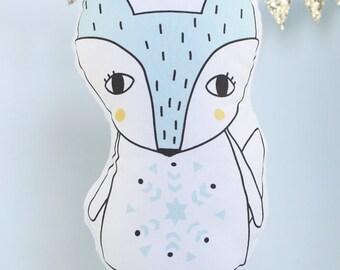 Arctic Fox plush soft toy