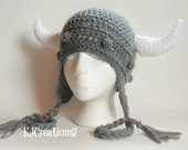 SALE- Viking Hat