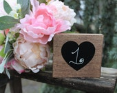 Small Chalkboard Signs for Weddings Small Chalkboards for Wedding Table Numbers Small Rustic Chalkboard Small Chalkboard Sign