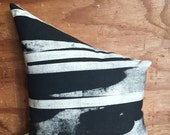 Throw pillow / Abstract, Accent Pillow, Home Decor, New Home, Moving, Holiday, Fall