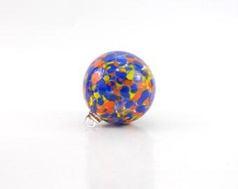 Hand Blown Glass Ornament - O20