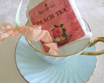 Tea Bag Lavender Sachet