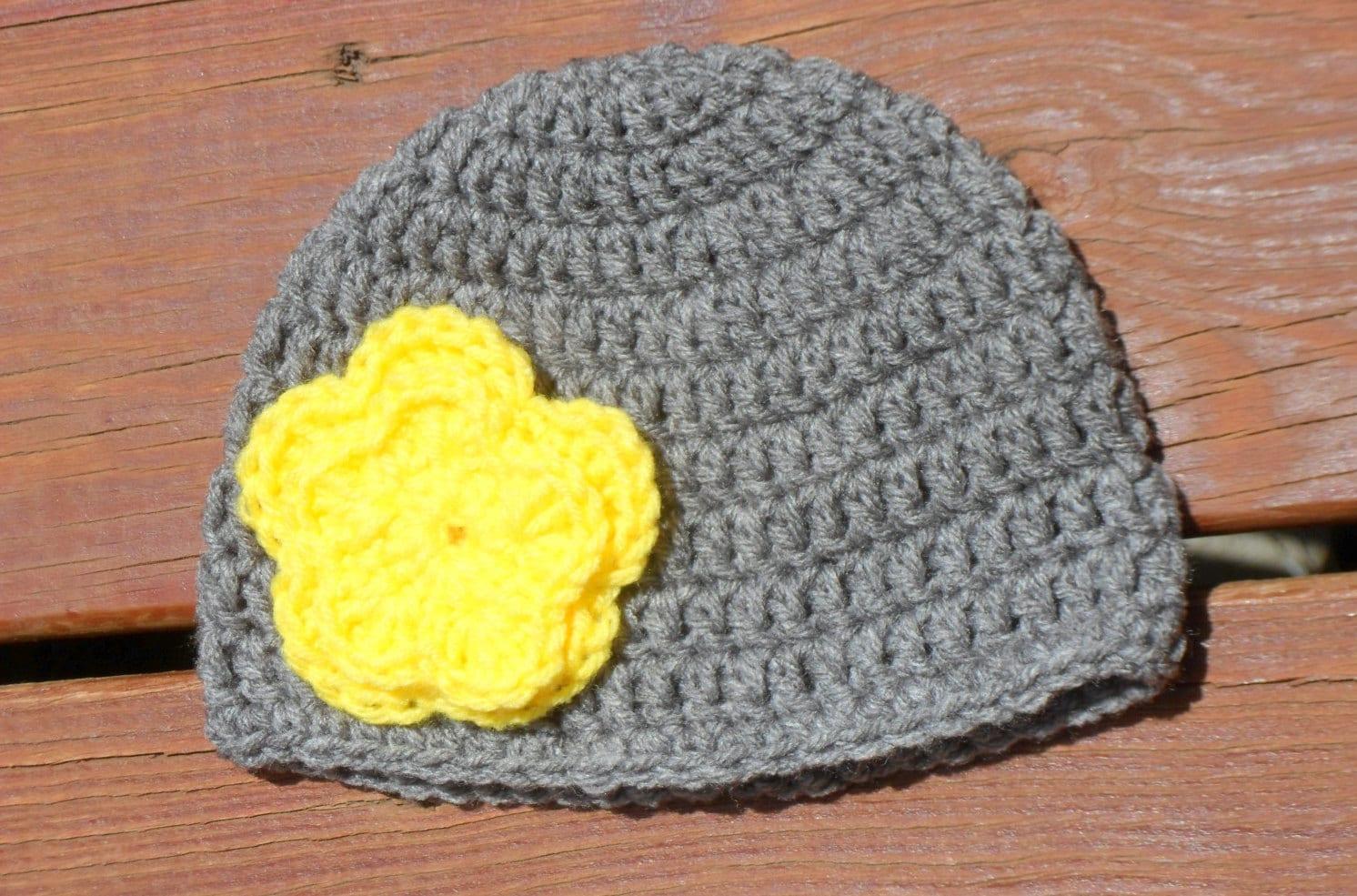 bc803014bf6 Flower Baby Hat