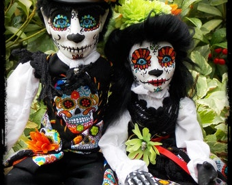 Dead Art Dolls - Florencio and Febe