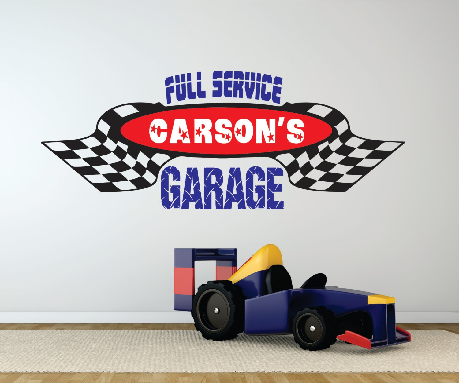 Garage Names 28 Images Personalized Wall Decal