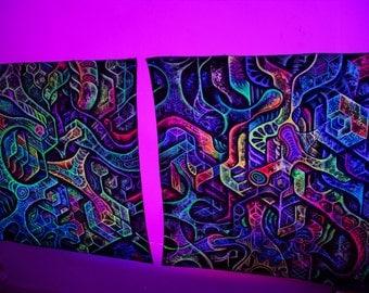 Plazma Pocket v2 original Neil Gibson backdrop