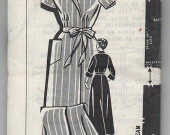 "1960's Patt-O-Rama Shirtwaist Dress pattern - UNCUT - Bust 39"" - No. 8153"