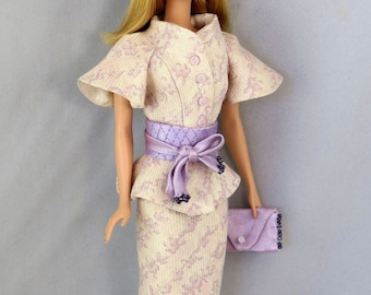 Dalia for Silkstone Barbie, Victoire Roux and  Fashion Royalty dolls