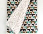 Baby Blanket Gold Aqua Little Mountains. The Cloud Blanket. Lovey. Faux Fur Baby Blanket. Minky Baby Blanket. Triangle Baby Blanket.