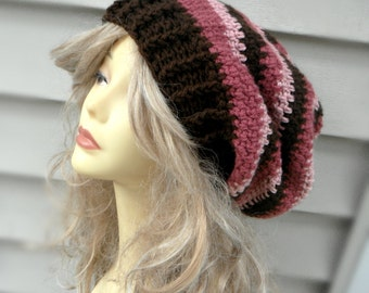 Womens Hats, Crochet Hats, Hair Accessories, Winter Hats, Slouchy Beanie, Fashion Accessories, Multi Color Hat
