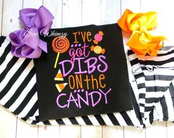 Halloween candy shirt, Halloween shirt