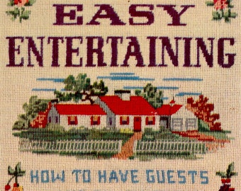 Betty Crocker's Guide to Easy Entertaining - illustrated by Peter Spier